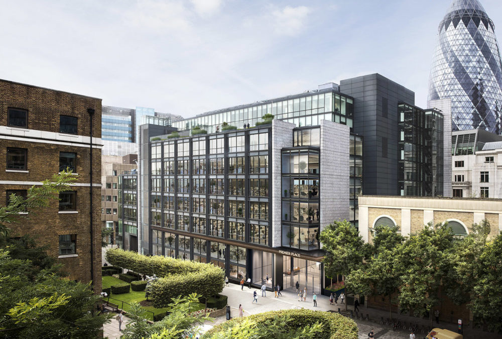 JPS Secure Project at Devonshire Square